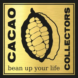 Cacao Collectors Logo Gold